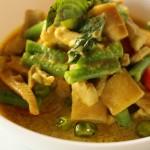 Wie wäre es mit grünem Curry