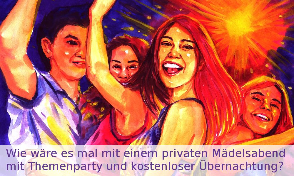 Mädels es ist Eure Party